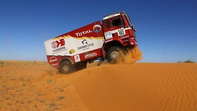 Africa Eco Race 2014