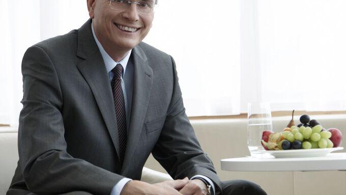 Alois Stöger, Verkehrsminister von Österreich, 2014