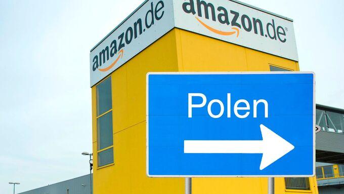 Amazon, Polen , Pfeil