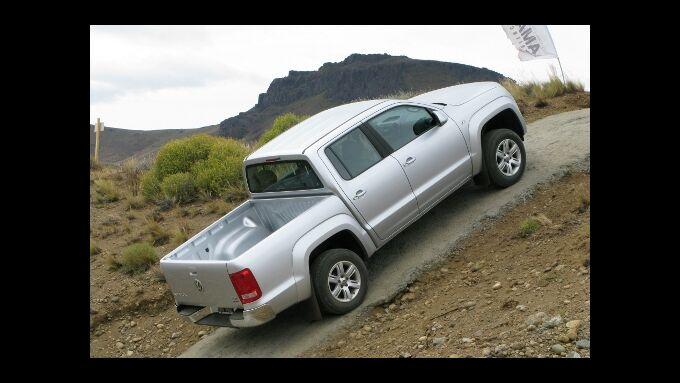 Bei VW Nutzfahrzeuge geht es aufwärts
