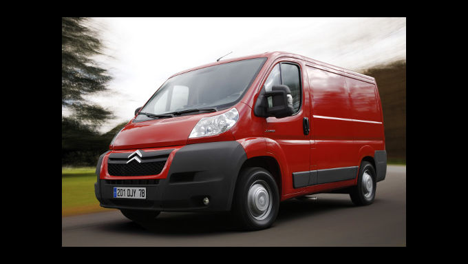Citroën bringt Sondermodelle des Jumper