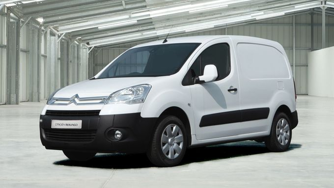 Citroen Berlingo HDI 115