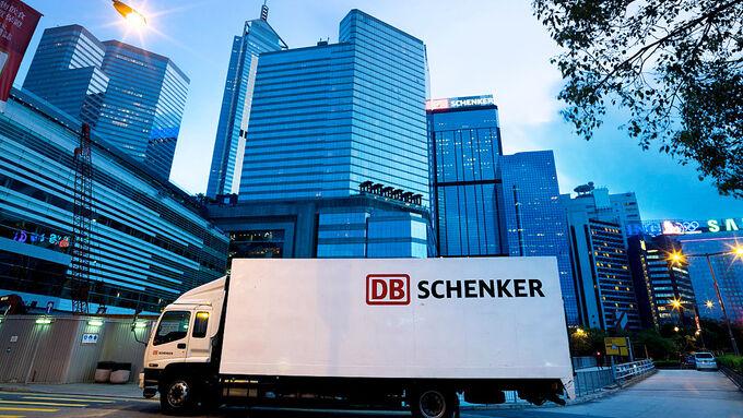 DB Schenker in Hongkong
