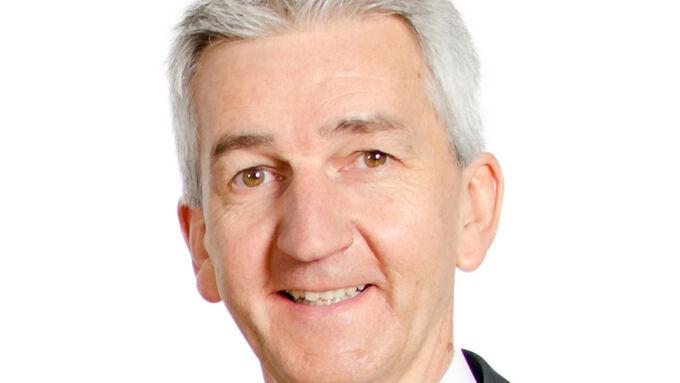 DKV Geschäftsführer Dr. Alexander Hufnagl