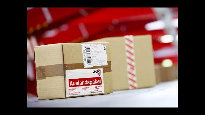 DPD: Expresspakete in die Schweiz