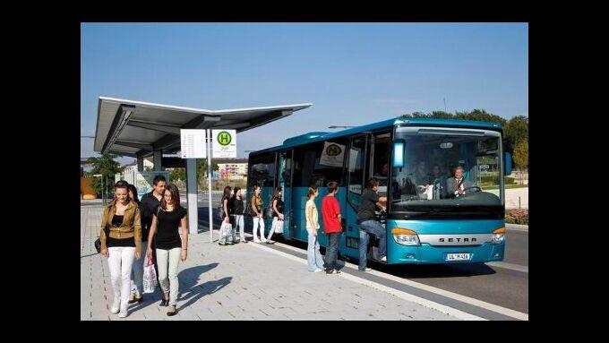 Daimler Buses bleibt im Plus