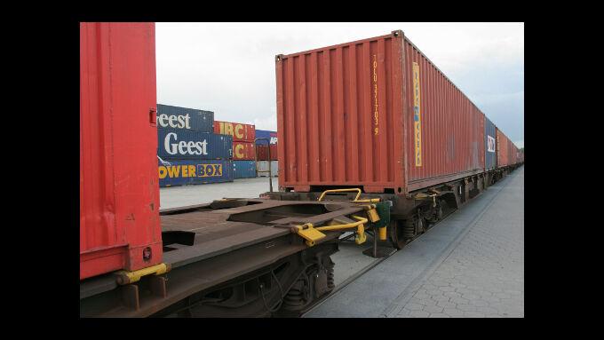 Duisport: Aufwind beim Containerumschlag