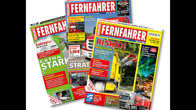 FERNFAHRER to go!