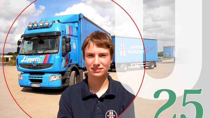 Fahrerin U25: Anna Willems