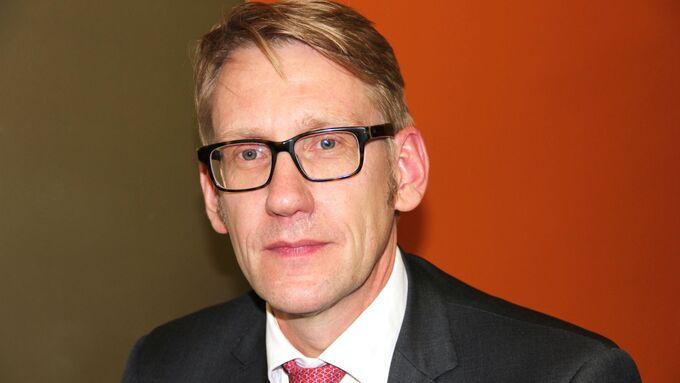 Frank Huster, Hauptgeschäftsführer DSVL