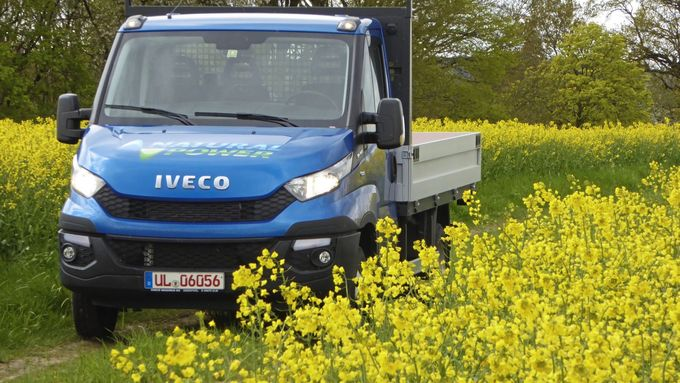 Iveco Daily Fahrgestell CNG MJ 2016