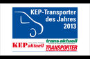 Kep-Transporter des Jahres Logo (Rahmen)