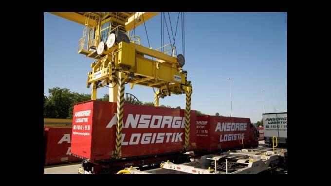 Logistiker sehen Licht am Ende des Tunnels