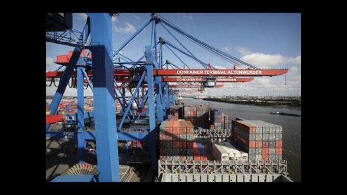 Logwin transportiert nach China