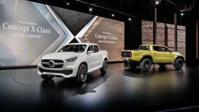 Mercedes X-Klasse Concept