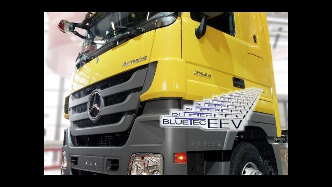 Mercedes baut EEV-Angebot aus