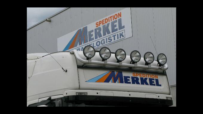 Merkel fährt auf Erfolgskurs