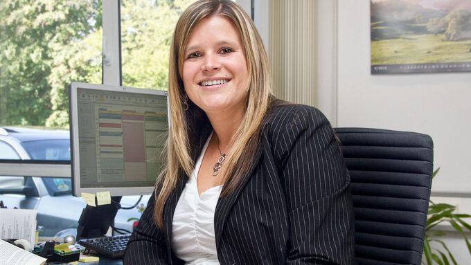 Monique Müller, Anwältin in den Bereichen Zivilrecht und Familienrecht