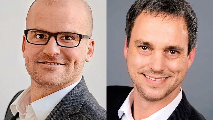 Patric Hoffmann, Jens Schmeidler