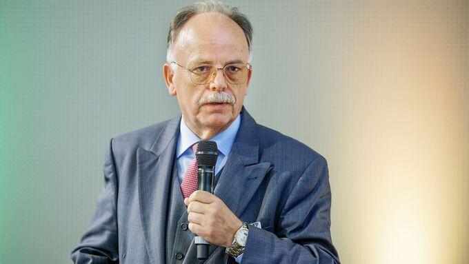 Prof. Dr. Karlheinz Schmidt, BGL