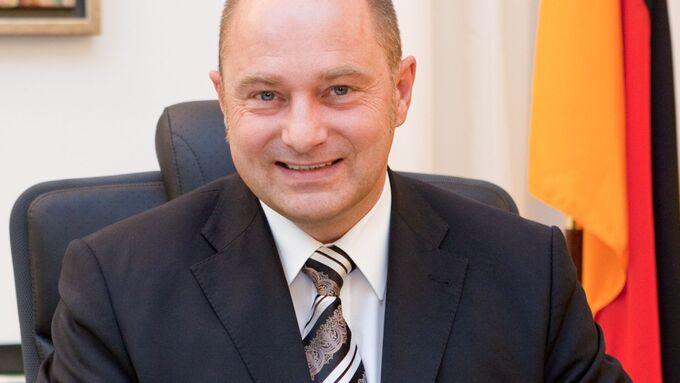 Rainer Bomba, Staatssekretär im Bundesverkehrsministerium