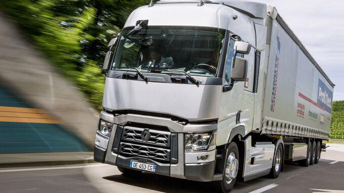 Renault Trucks T 440 Test