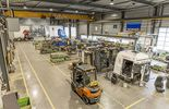 Scania Used Parts Centre Fahrzeug Recycling