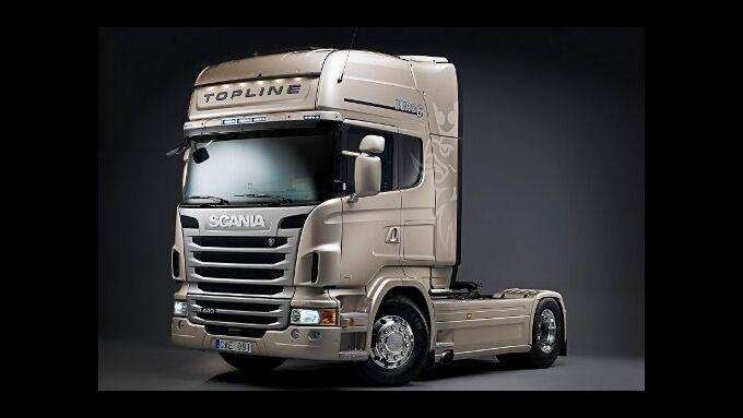 Scania jetzt schon fit für Euro 6