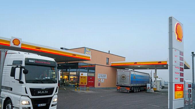 Shell-Autohof Asbach-Bäumenheim