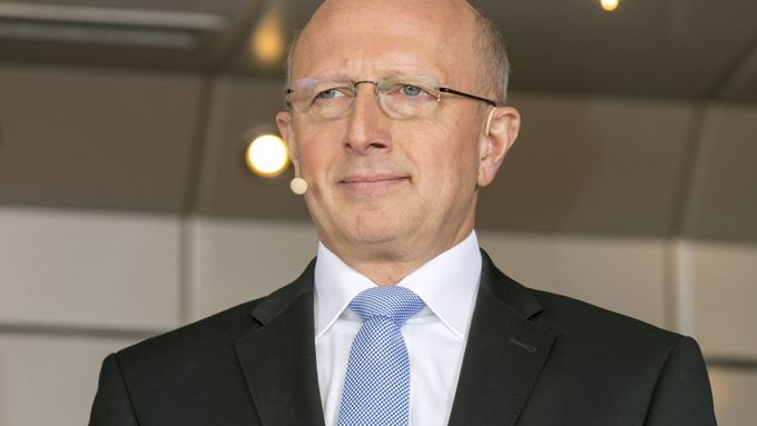 Sven Ennerst, Daimler, Trucks-Entwicklungsleiter