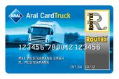 Tankkartenbersicht 2011: Aral Card Truck