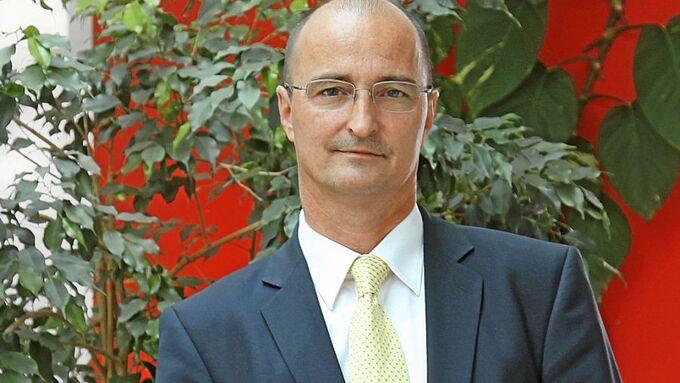 Thomas Maurer, Geschäftsführer und Vice President der Volvo Group Trucks Central Europe