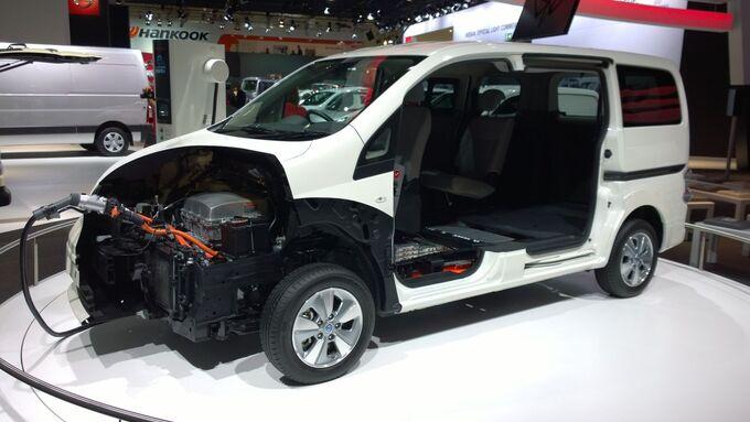Toyota E-NV 200