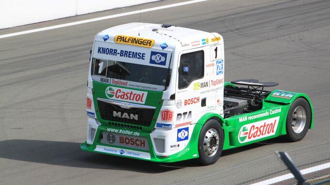 Truck-Grand-Prix 2013 Zeittraining