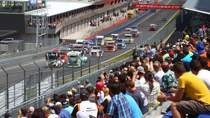 Truck Race Red Bull Ring