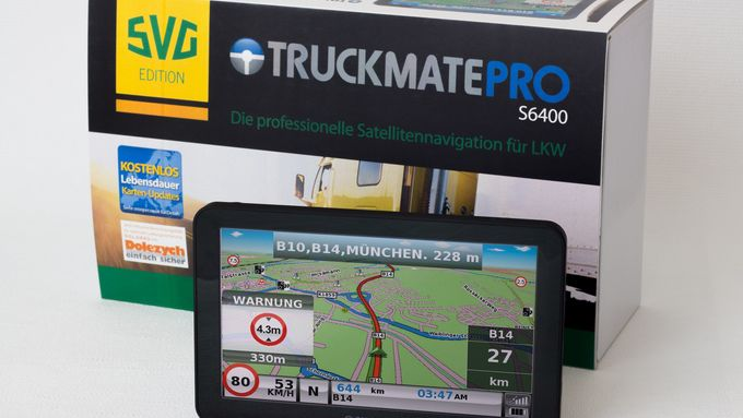 Truckmate Pro SVG