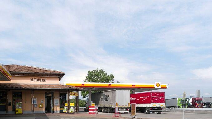 Truckstop Theeßen