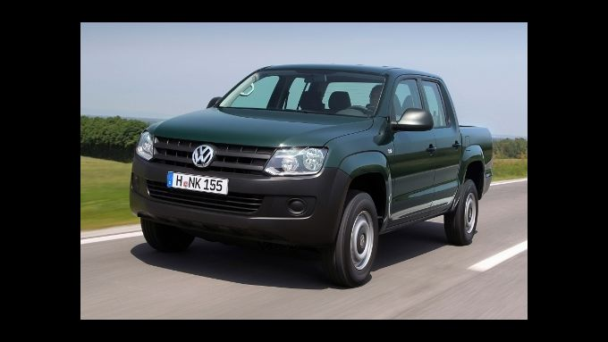 VW offeriert quot;Handwerks-Amarokquot;