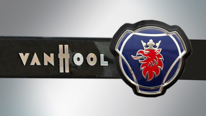 Van Hool, Scania