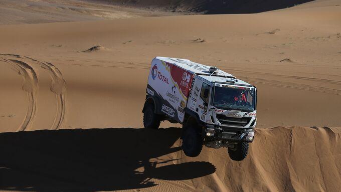 Africa Eco Race 2015