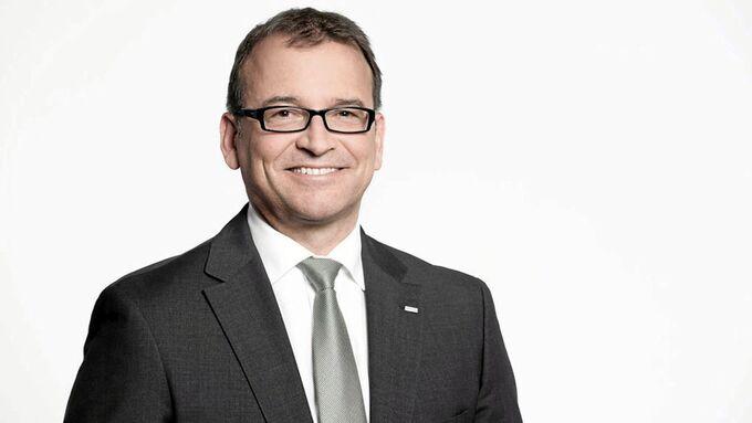 Alfred Miller, Geschäftsführer Dachser Food Logistics