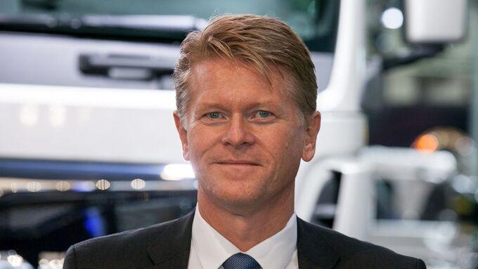Anders Nielsen, MAN Truck and Bus