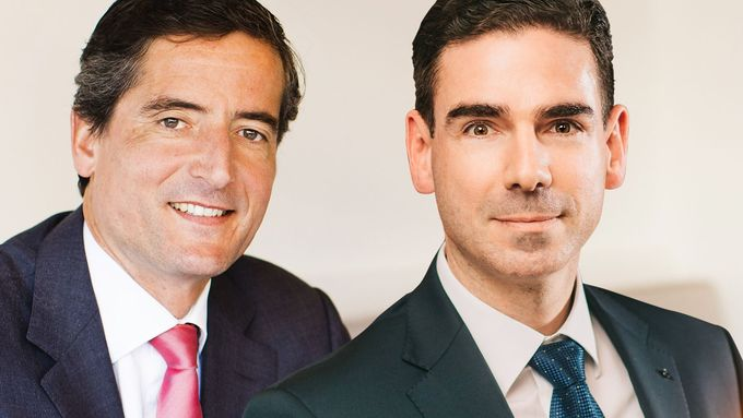 Bart de Fries (links) und Matthias Magnor sind neu im Hellmann-Vorstand.
