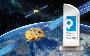 Der Deutsche Telematik Preis 2018 wird vom ETM Verlag verliehen.
