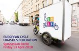 ECLF, European Cycle Logistics Federation, Lastenrad, Berlin