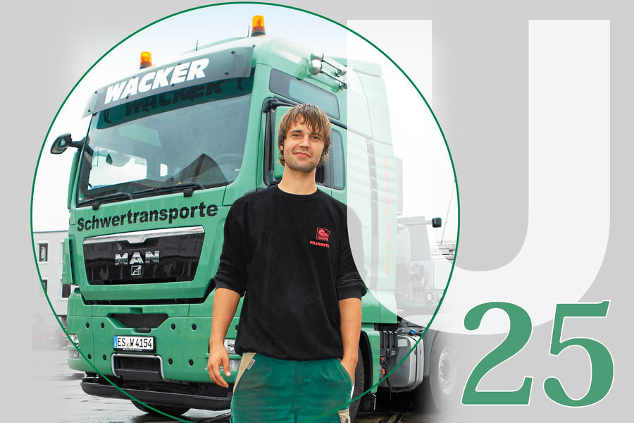 fahrer unter 25 unterwegs quer durchs land eurotransport. Black Bedroom Furniture Sets. Home Design Ideas