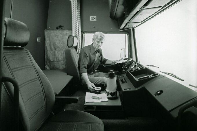 Globetrotter-Kabine von Volvo