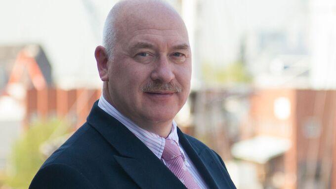 Ingo Mönke, Chef von GPAL Gütegemeinschaft Paletten (GPAL)