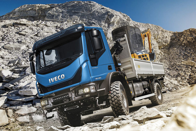 Iveco Eurocargo (Leserwahl 2018)