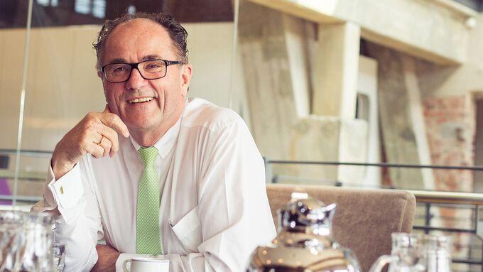 Klaus Hellmann, Hellmann-Gruppe